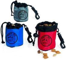 Taška na pamlsky Snack bag 6x7cm různé barvy Karlie
