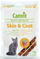 Canvit Snacks CAT Skin & Coat 100g
