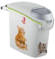 Curver kontejner na suché krmivo 6kg kočka
