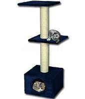 Magic cat Odpočívadlo Alexia modré 109cm