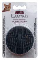 Kartáč Le Salon Essentials gumový kulatý kočka