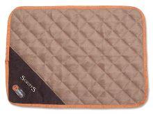 Podložka SCRUFFS Thermal Mat čokoládová