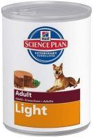 Hill's Canine Adult Light konzerva kuřecí 370g