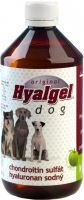 Hyalgel Dog Original jablko 500ml