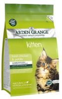 Arden Grange Cat Kitten Chicken & Potato