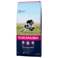 EUKANUBA Puppy & Junior Medium 15kg