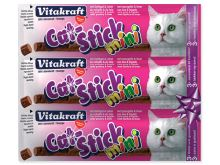 Cat Stick VITAKRAFT Mini poultry + liver 3ks