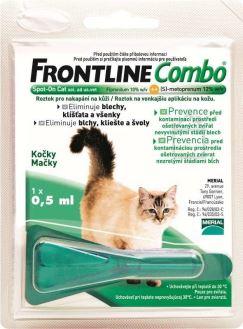 Antiparazitika pro kočky