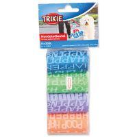 Náhradní barevné sáčky na trus 8 rolí á 20ks